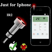 IR2 IR2S IR Smart Remote Controller for Iphone 4 4s 5 5s 5c 6 6s for Ipad Mini Smart Home Switch Controller Bottom light