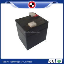 Sealed rechargeable lead acid battery 6v 1Ah