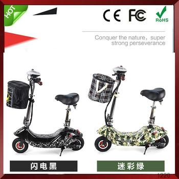 Wide Tire well-qualified exported 3-wheel Electrical Scooter