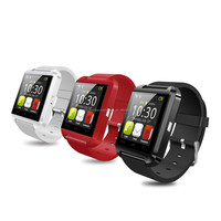 Smart Watch U8 WristWatch for Samsung S4/Note 3 HTC All Android Phone /smart watch u8