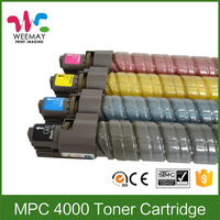 Toner cartridge compatible ricoh mpc3500 toner for use in MP C3500/4500