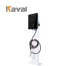 7KW car charging station for electric vehicles