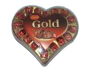Gold Chocolate 200gr Confectionery Turkey