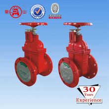 High Pressure Rising Stem Gate Valve Pn16