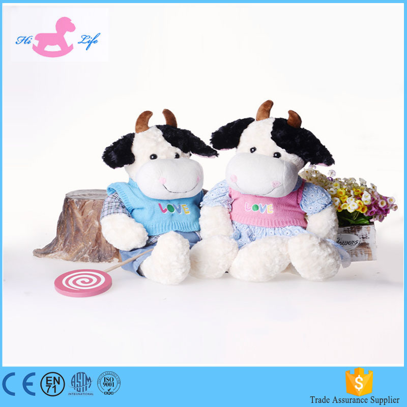 Korea Whosale OEM plush animal toy