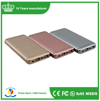 2016 New Technology Consumer Electronics 10000mah