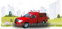 Toyota Hilux Vigo Fire Fighting
