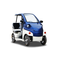 Made in Zhongshan China high technology three seats electric mini car