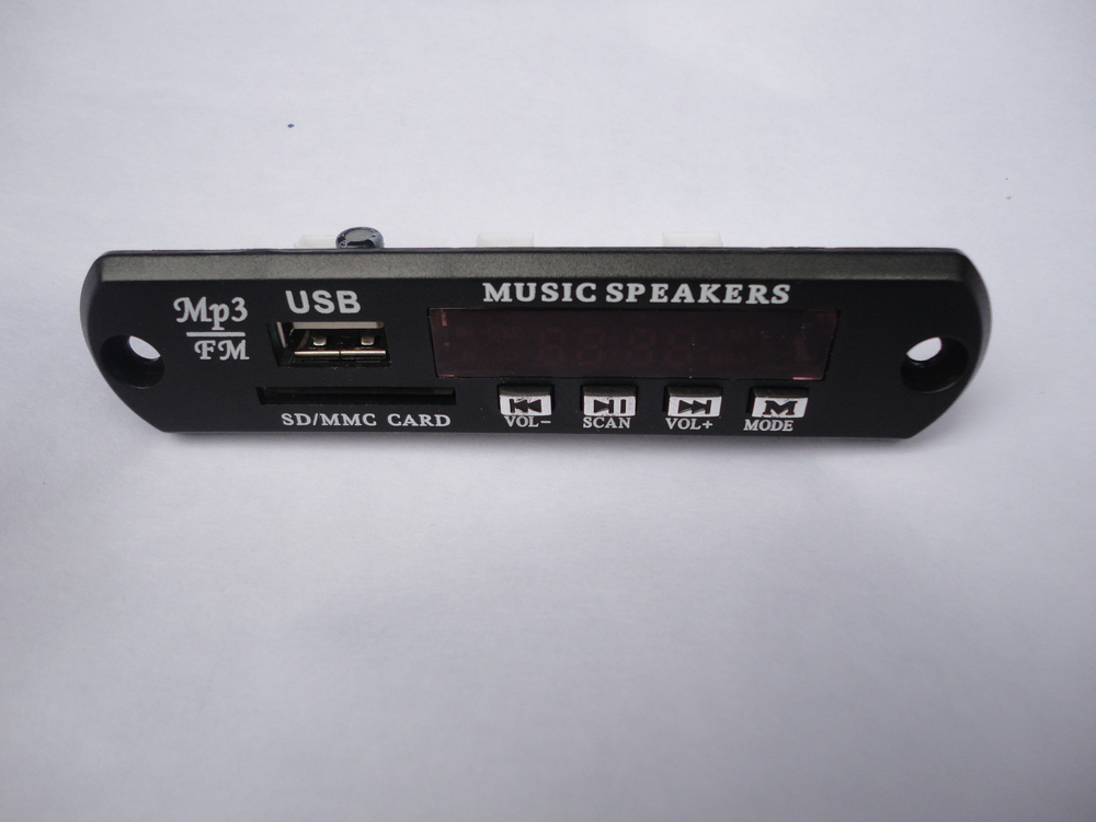 China Manufacturer Produces The Hot Selling FM USB MP3 Player Module