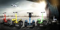 Green Zero Emission self balance scooters,adult three wheel folding scooter with Recharge Lithium Battery