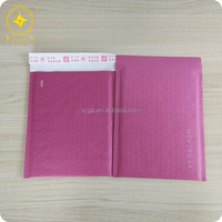High Quality Kraft paper pe Bubble lined Mailers purple A4 size kraft bubble mailers padded envelopes in mailing