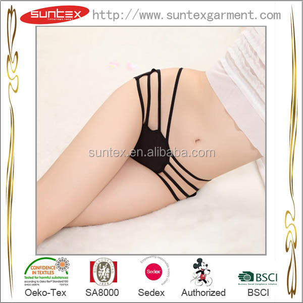 Made in China Manufacturer Sexy Soft Young Girls G-string