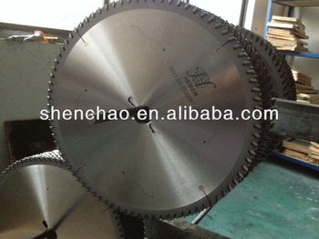 350mm TCT saw blade for aluminium cutting