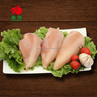 China grade AA boneless halal chicken breast