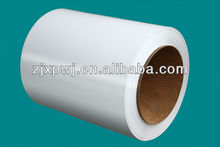 Prepainted GI galvanized whiteboard steel coil for making writing board