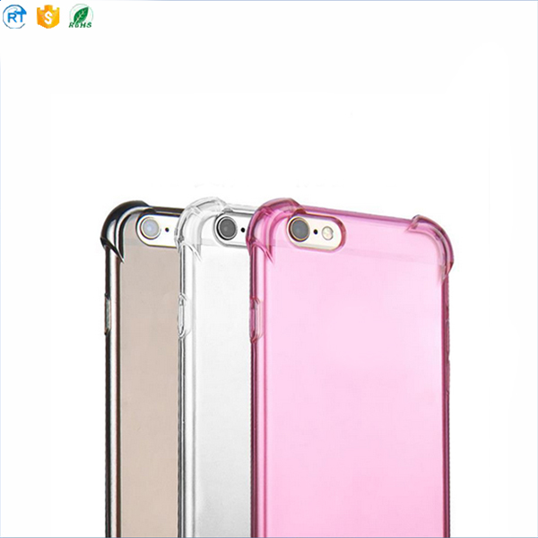 High quality tpu shockproof phone case for iphone 5/SE/6