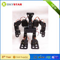 High quality with factory price! Complete set of DIY teaching platform A new version of 9DOF biped robot