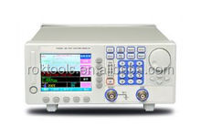 DDS Function Generator with 4 Basic Waveforms and 4 Fixed Arbitrary Waveforms