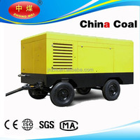 factory price electric mobile screw air compressor,heavy duty industrial compressor