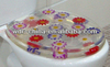 decorated covers wc poly resin toilet seat flap wc resin