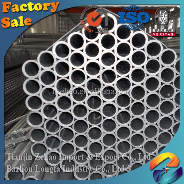 high quality low price galvanized hollow pipe/tube/coil/sheet for fishery