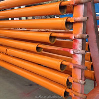 High quality!!!3M concrete pump pipe DN125 carbon steel