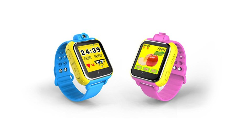 New 2017 Q90 Kids GPS Watch with 3G wifi SOS Camera