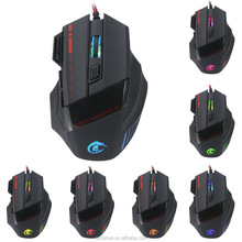 USB Wired Gaming Mice for PC Mouse G2 Gaming Mouse 6 Buttons 3200 Dpi Black
