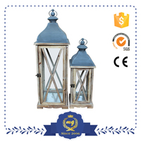 Cheap Hot Sale Home Decoration Antique Metal Candle Holder Lantern
