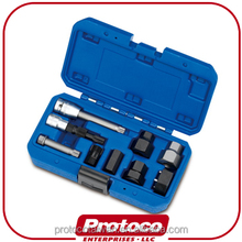 Taiwan 9Pieces Professional Altrenator BIT SOCKET SET for AUTOMOTIVE TOOL