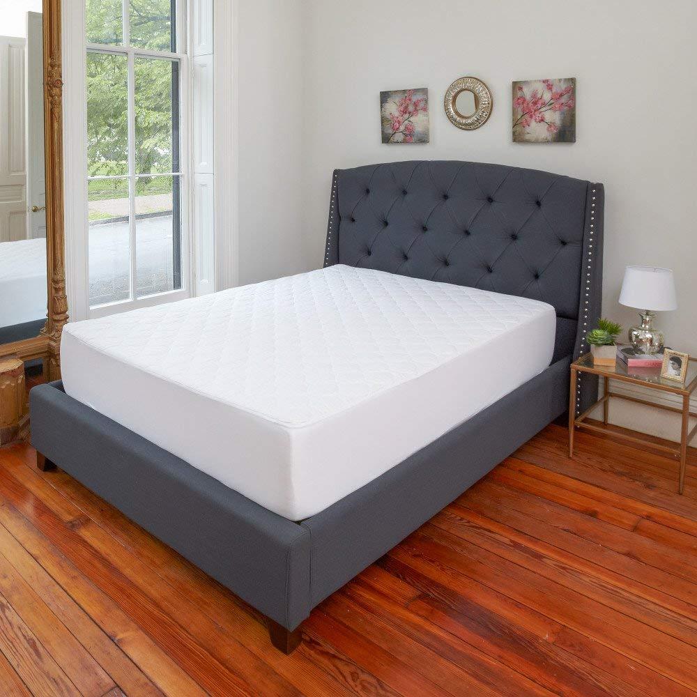 100% Polyester Waterproof Allergen Anti Bed Bug Mattress Protector - Jozy Mattress   Jozy.net