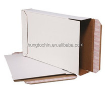 Hungtochin Pack custome logo and size corrugated side loading mailing boxes