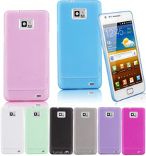 0.33mm Ultra Thin Hard Clear Back Case Cover For Samsung Galaxy S2