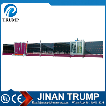 Alibaba Double Glazing Glass Making Machine / Insulating Glass machine