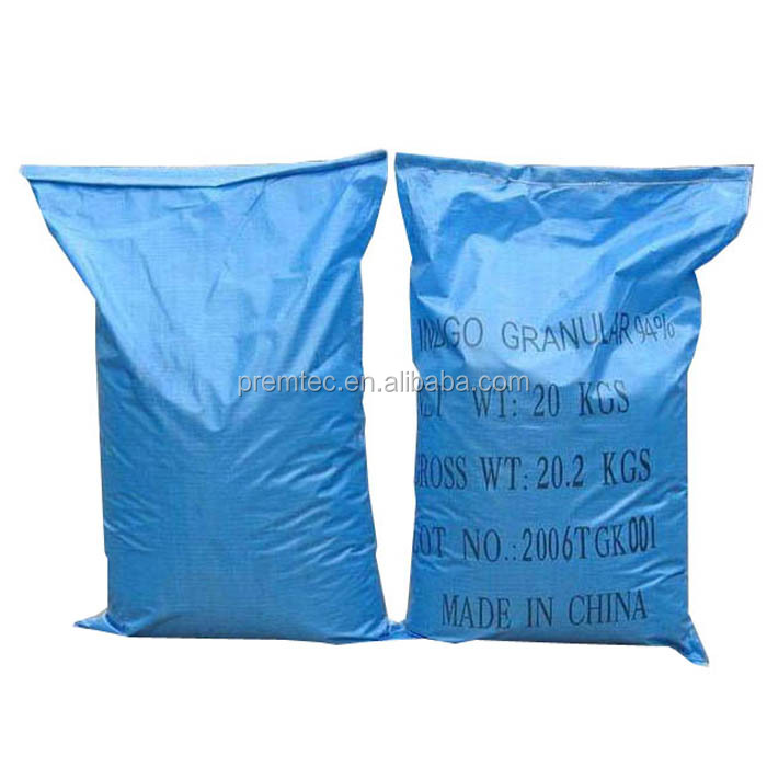 hot sale vat indigo blue in dyestuffs / ISO manufacturer