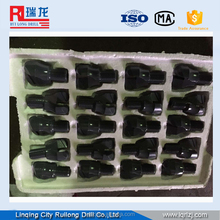 Drilling PDC bits coal mine drill bits PDC mining drill bits with 2 wing