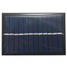 China Factory Offer Customized Solar Panel 0.6W 6V 100mA 90*60*3MM Small Solar Panels Direct