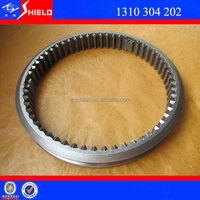 Auto parts market in guangzhou gear box sliding sleeve passenger bus parts1310304202 ( 1310 304 202)