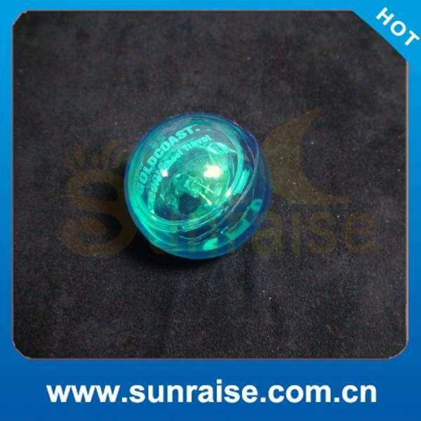 Customized Logo 2013 year-end big promotional solid rubber bouncing ball for vending machine