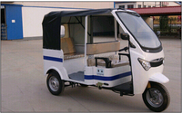 indian popular design battery electric rickshaw