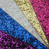 2 years warrantee fluorescence color crafts glitter paper for greeting cards