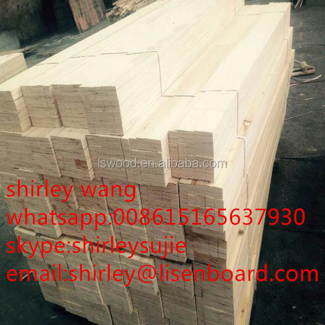 Ppoplar or Pine LVL and Bed LVL Board Timber