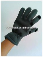 Hot sale neoprene fishing glove swith Perfect Security