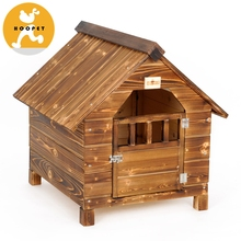 China Wooden Dog Portable Bed Pet House