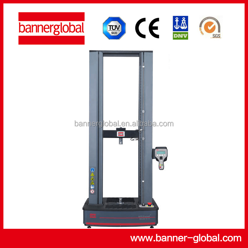 10KN Digital Display Electronic Universal Testing Machine / Plastic Film Tensile Strength Tester