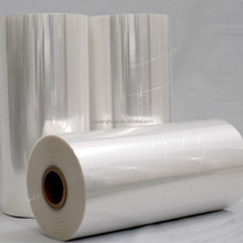 30 micron center folded POF Heat Shrink Wrap Film