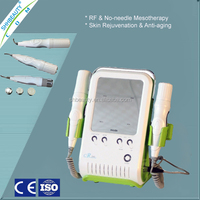 Portable radio frequency skin tightening rf machine for home use