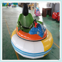 OEM/Custom inflatable cartoon theme kid's water floating boat/ship electric motorised bumper boats