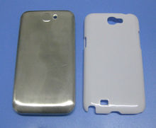 For Samsung galaxy Note II 3D Sublimation mold tool, Sublimation Mold for galaxy note 2 case, Sublimation Jigs