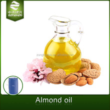 Sweet almond oil rich in Vitamin D